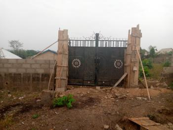 Fenced and Gated Nice 2 Plots of Land in a Lovely Neighborhood, Adecom Street, Jankata Area, Kuola Off Akala Express, Oluyole, Oyo, Residential Land for Sale