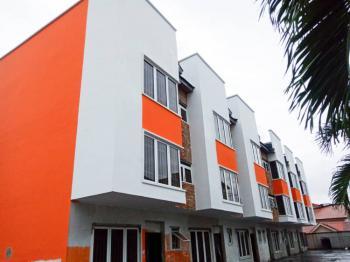 Brand New Exquisite 4 Bedrooms Terraced Duplex, Omole Phase 1, Ikeja, Lagos, Terraced Duplex for Sale
