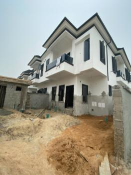 Luxury Contemporary 4 Bedroom Semi Detached with Bq, Orchid Road, Lekki, Lagos, Semi-detached Duplex for Sale