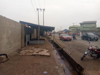 Commercial Fenced Plot of Land on The Main Road, Close to Dstv Office, Akala Express, Oluyole, Oyo, Commercial Land for Sale