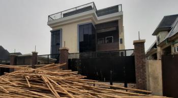 Brand New 4 Bedroom Terrace Duplex, By Ago Bridge, Amuwo Odofin, Lagos, Terraced Duplex for Rent
