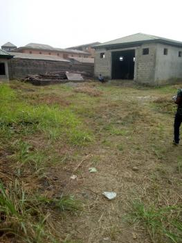 One and Half Plot of Land, Agbele, Transformer B/stop, Ekoro, Abule Egba, Agege, Lagos, Commercial Land Short Let