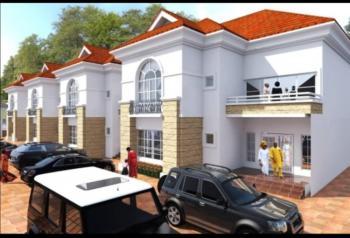 4 Bedrooms Terraced Duplex with Bq, Zartech Road, Wuye, Abuja, Terraced Duplex for Sale