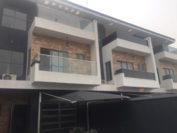 a Beautiful 3 Bedroom Terrace with a Cinema Room and Bq., Osborne, Ikoyi, Lagos, Terraced Duplex for Rent