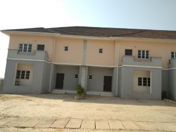 6 Bedroom Semi Detached Duplex with 2 Living Rooms, By Apo Legislative Quarters, Apo, Abuja, Semi-detached Duplex for Sale