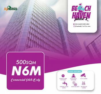 Beach Haven, Commercial Plots Available at Beach Haven Estate Ibejulekki, Eleko, Ibeju Lekki, Lagos, Commercial Land for Sale