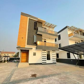 5 Bedroom Detached Duplex with Bq, 2nd Tollgate, Chevron, Ibeju Lekki, Lagos, Detached Duplex for Sale