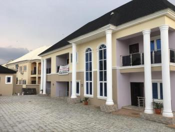 4 Bedroom Semi Detached Duplex with Two Units of 2 Bedroom Flats, Gwarinpa, Abuja, Semi-detached Duplex for Sale
