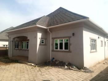 Newly Built 2 Bedroom Bungalow Duplex with 2 Units Self Contain Bq, Lokogoma District, Abuja, Detached Bungalow for Sale