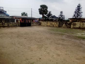 50ft By 100ft Plot of Land, 39th Street, Bendel Estate, Warri, Delta, Mixed-use Land for Sale