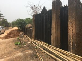 Standard Plot of Land Partly Fenced with Gate, Off Umuchigbo Major Road Towards Nike Lake Resort, Enugu, Enugu, Residential Land for Sale