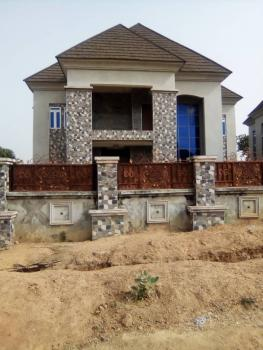 Well Finished 6 Bedrooms Duplex, By Nnpc Estate, Fha (f.h.a), Lugbe District, Abuja, Detached Duplex for Sale