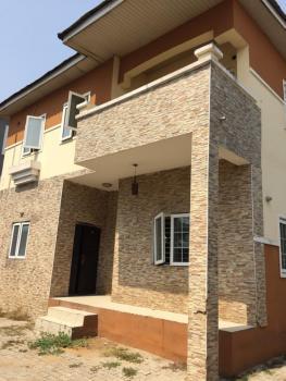 4 Bedroom Duplex with Bq, Gated and Well Secured Estate, Igbo Efon, Lekki, Lagos, Detached Duplex for Sale