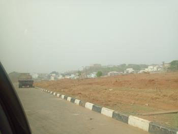 Video Attached: Fantastic 1103sqm, You Can Build Any Design, F H a, Guzape District, Abuja, Residential Land for Sale