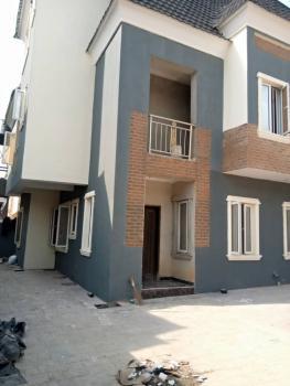 Executive 4 Bedrooms Duplex with Bq, Estate, Gra Phase 1, Magodo, Lagos, Semi-detached Duplex for Sale
