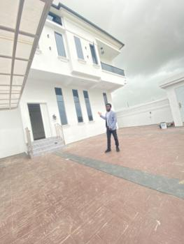 5 Bedroom Fully Detached Duplex with Waterfront and Bq &security Room, Lekki, Lagos, Detached Duplex for Sale