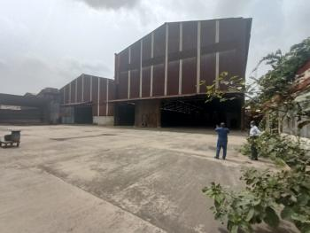 Warehouse Measuring 7500m2, Acme, Ikeja, Lagos, Warehouse for Rent