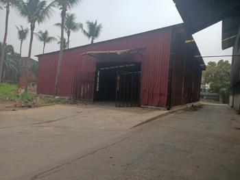 Warehouse Measuring 408m2, Acme Road, Ikeja, Lagos, Warehouse for Rent