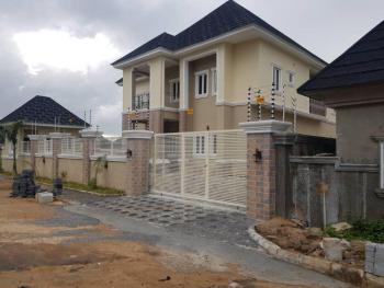 5 Bedroom Detached Duplex, 2 Room Bq, Underground Swimming Pool, 6 Ottawa St, Efab Metropolis, Gwarinpa, Abuja, Detached Duplex for Sale