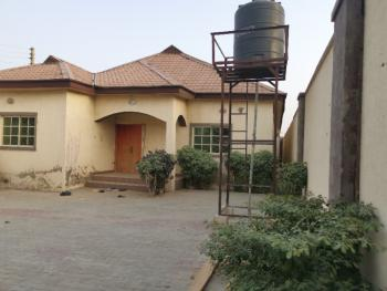 3 Bedroom Flat with Luxurious Cars Parking Space for About 5-6 Cars., New Badawa Layout By Ring Road, Nassarawa, Kano, Detached Bungalow for Sale