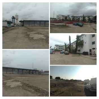 Warehouse, Paved Land and Residential Quarters, Off Oshodi Apapa Expressway, Isolo, Lagos, Warehouse for Sale