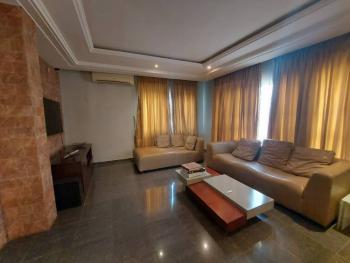 Fully Furnished 3 Bedroom Pent House, Ikate, Lekki, Lagos, House Short Let