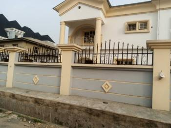 an Executive 4 Bedroom with 2 Rooms Self Contained Bq, Maplewood Estate, Oko-oba, Agege, Lagos, Semi-detached Duplex for Rent