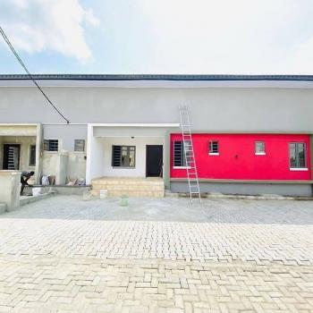 2 Bedroom Semi Detached Bungalow, Awoyaya, Ajah, Lagos, Semi-detached Bungalow for Sale