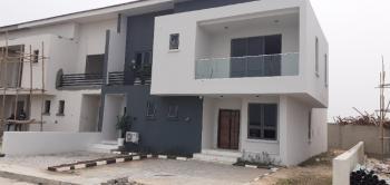 Exquisitely Finished 3 Bedrooms Terrace + 1 Bedrooms B.q, Abraham Adesanya, Lekki Phase 2, Lekki, Lagos, Terraced Duplex for Sale