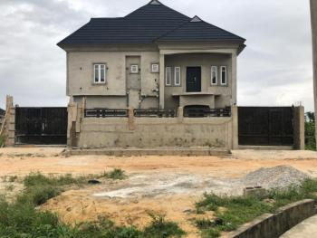 Brand New 4 Units of 2 Bedroom Flat, Valley View Estate, Ebute, Ikorodu, Lagos, Block of Flats for Sale