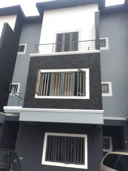 Newly Built Well Finished 4 Bedrooms Terraced Duplex with a Room Bq, Phase 2, Gra, Ogudu, Lagos, Terraced Duplex for Sale