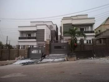 Brand New 4 Units of 5 Bedrooms Detached Duplex with Bq on 340 Sqm2, Gra Phase 2, Magodo, Lagos, Detached Duplex for Sale
