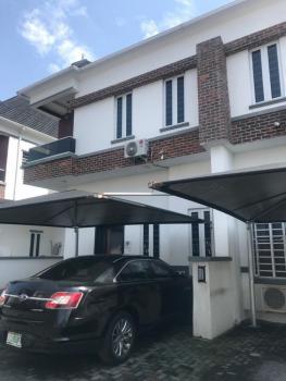 Luxury 4 Bedrooms Semi Detached Duplex with a Room Bq., Agungi, Lekki, Lagos, Semi-detached Duplex for Rent