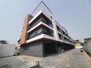 Luxury Brand New 4 Bedroom Terrace House with Bq, Lekki Phase 1, Lekki, Lagos, Terraced Duplex for Sale
