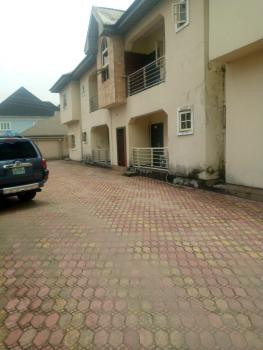 a Standard 3 Bedroom Flat with Excellent Facilities, Farm Road, Eliozu, Port Harcourt, Rivers, Flat for Rent