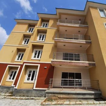 a Tastefully Finished Brand New 3 Bedroom Flat, After Coza Church, Guzape District, Abuja, Block of Flats for Sale