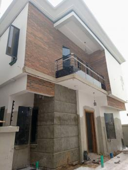 Luxury 5 Bedroom Fully Detached with Bq in an Estate, Chevron, Lekki, Lagos, Detached Duplex for Sale