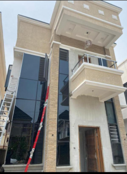 Luxury Fully Detached and Well Furnished 4 Bedrooms Duplex, Chevy View Estate, Chevron Drive, Lekki, Lagos, Detached Duplex for Sale