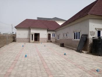 Brand New 3 Bedrooms Bungalow with 2 Rooms Bq, Pyakasa, Lugbe District, Abuja, Detached Bungalow for Sale