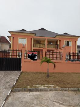 4 Bedrooms Duplex with a Bq, Pinnock Beach Estate, Osapa, Lekki, Lagos, Semi-detached Duplex for Rent