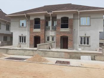 4 Bedrooms Semi-detached Duplex Serviced with 24 Hours Electricity, Thera Annex Estate, Blenco Supermarket, Opposite Skymall, Sangotedo, Ajah, Lagos, Semi-detached Duplex for Sale