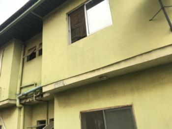 2 No 3 Bedroom Flat with 2 No Shops, Maplewood Estate, New Oko-oba, Agege, Lagos, Block of Flats for Sale