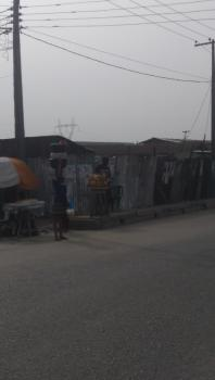 Corner Piece Land, Ogunlana Street, Off Ijesha Road, Ijesha, Surulere, Lagos, Residential Land for Sale