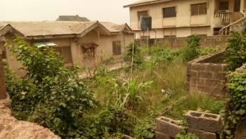 648sqm Land with 3 Bedroom Bungalow Foundation, Giwa, Oke-aro, Ogun, Residential Land for Sale