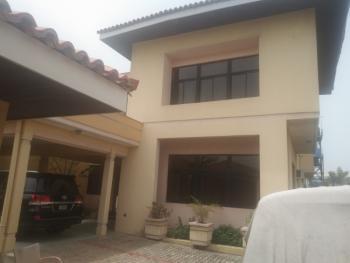 Luxury 5 Bedroom Duplex with 2 Bqs, By Admiralty Road, Lekki, Lagos, Semi-detached Duplex for Rent