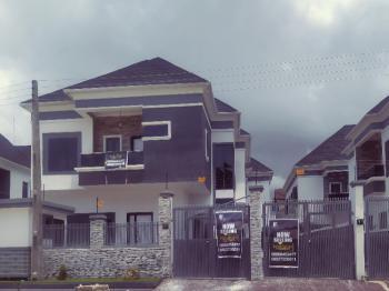 Fully Detached 4 Bedrooms Duplex with Bq, Off Orchid Hotel Road, Lafiaji, Lekki, Lagos, Detached Duplex for Sale