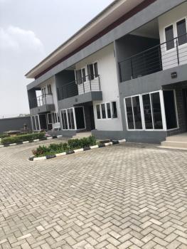 4 Bedroom Terraced Duplex with Bq, Lekki Pearl Garden Estate, Sangotedo, Ajah, Lagos, Terraced Duplex for Sale