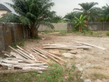 a Dry Land with Governors Consent Available, Off Ogombo Road, By Thera Annex, Ogombo, Ajah, Lagos, Residential Land for Sale