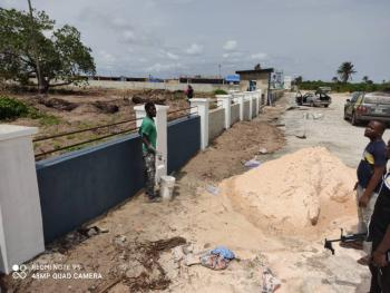 100% Commercial Plots, Shares Boundary with The Dangote Staff Quarters, Osoroko, Ibeju Lekki, Lagos, Commercial Land for Sale