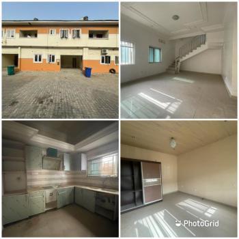 Serviced 3 Bedrooms Duplex with Bq, Igbo Efon, Lekki, Lagos, Terraced Duplex for Sale